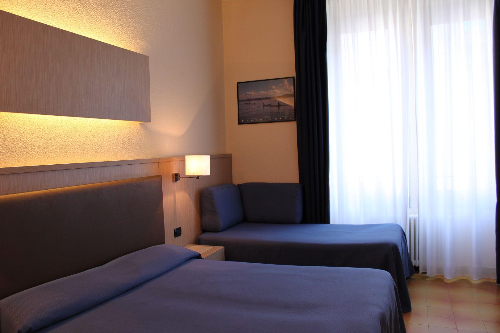Letto Singolo E Matrimoniale.Hotel Stella Letto Matrimoniale E Di Un Letto Singolo Bagno Con